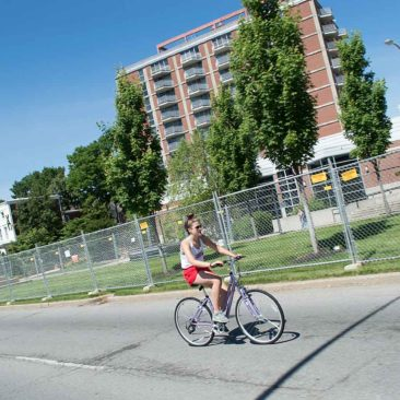 U of L Earn-A-Bike Program