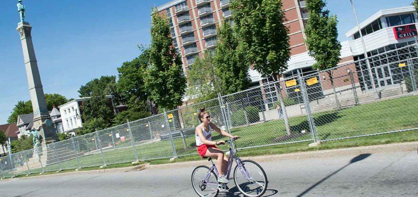 U of L Earn-A-Bike Program