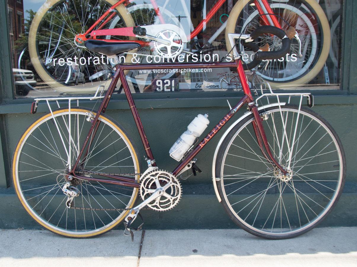 Rustomatic   Vic's Classic Bikes